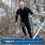 Bėgikai.lt #32   Ekstremalus bėgimas su kliūtimis – galinga adrenalino dozė