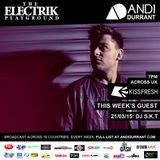 Electrik Playground 21/3/15 inc DJ S.K.T Session