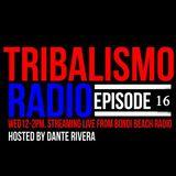 Tribalismo Radio-Episode 16  13/5/15. Live from Bondi Beach Radio