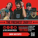 The Freshest 2KAY17 (Best of 2017 // Hip-Hop, RnB, Dancehall, Deutschrap & Trap)