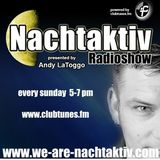 Andy LaToggo - Nachtaktiv Radioshow 104 (Specialguest - Xadis) @ Clubtunes FM (15.02.2015)