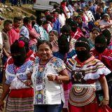 """""""Que está haciendo Marichuy en Chiapas""""- Oye Latino! 26/10/2017"""