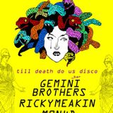 Gemini Brothers Exclusive for 'Till Death Do Us Disco'