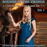 SOUNDS OF THE VIKINGS - Lieder von Feuer und Eis - Vol. 01