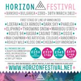 Horizon Festival Launch teaser - R.Cary [Flux]