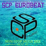 SCP EUROBEAT NON-STOP MIX -BEST 40-