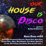 Our House is Disco #403 from 2019-09-13