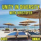 Kristofer - Unity in Diversity 489 @ Radio DEEA (26-05-2018)