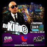DJ Kidd B Live from 104.9 FM Latino Mix 9.18.15-Part 2