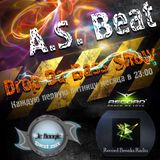 A.S. Beat - Drop Da Bass Show # 011 [Je Boogie Guest Mix] (06.11.2015)