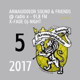 @ X-Fade DJ-Night - 02.05.17 ls Mukka & Jinjaman