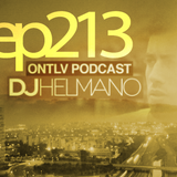 ONTLV PODCAST - Trance From Tel-Aviv - Episode 213 - Mixed By DJ Helmano