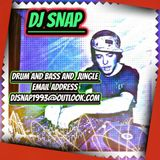 The Dj snap show on vibe fm  featuring new tunes from vital link  jungle and liquid dnb 20/3/17