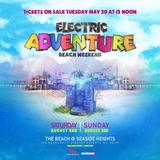 Let's Go To Electric Adventure Mix - Dj Dela