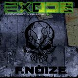 EXODE Podcast volume 21 Mixed by F.noize