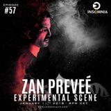 Zan Preveé - Experimental Scene 057 January 2018