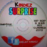 DEEJAY KINDEZ SUMMER MIXED CD (KINDEZ SURPRISE)