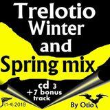 Trelotio Winter and Spring mix By Otio cd 3 +7 bonus track