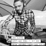 Leö - Live at #roofjam Vol.1 by O3