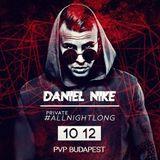 Daniel Nike - VIP All Night Long oktober party LIVE mix vol.2