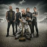 Five Finger Death Punch set