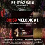 00:59 Melodic #1