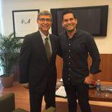 Creer, crear y crecer con Ismael Cala. Entevista Ing. Washington Delgado - InformativoForever 925FM