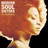 "DJ Makala ""Baile Modern Soul Sisters Mix"""