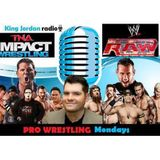 Monday Wrestle talk- WWE TLC PPV WWE Slammy Awards AnnouncedUpdate on