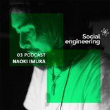 Social Engineering podcast 03 NAOKI IMURA