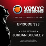 Paul van Dyk's VONYC Sessions 398 - Jordan Suckley