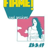 New Monday Special FIRME! Soul Sessions