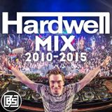 Hardwell 2010-2015 Mix (Mixed by Buckle Some)