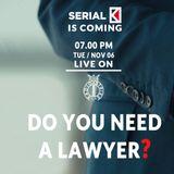 Serial K - Episodio 03: Ha il diritto di rimanere in silenzio - Serie Legal