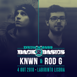 "KNWN ""Back2Basics Drum&Bass"" Promo Mix"