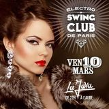 Electro Swing Club Paris (live dj mix)