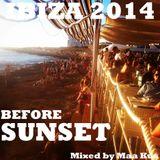 Ibiza Before Sunset