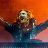 David Guetta @ Creamfields Lima, Peru 2014-11-15