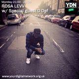 Hip Hop & Life Lessons Ep 5 Rosa Levv w/ D.Def