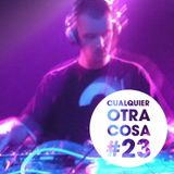 "Cualquier otra cosa #23 (David M ""Strictly Dubplates"" mix)"