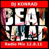 BEAT Salad Radio Mix 12.8.11