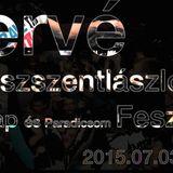 Nervé LIVE @ Jászszentlászló F&PFest 2015.07.03