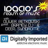 Barney DJ & Deep Syndrome - guests @ Idacio's Realm Of Music 080 [DI] Progressive Radio