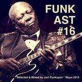 Funkast #16 - Mayo 2015