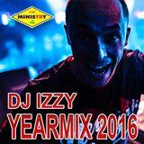 DJ IZZY - YEARMIX 2016
