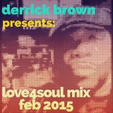 DB's February LOVE4SOUL Mix