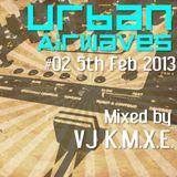 Urban Airwaves Re-Released 02