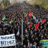 Il mio intervento per la Radio BlackOut sulle manifestazioni solidali con la resistenza di Kobane