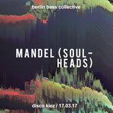 Mandel live at Disco Kiez auf dem Dach (17.03.17) @ Klunkerkranich Berlin