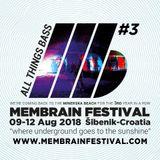 Membrain Festival Promo Mix